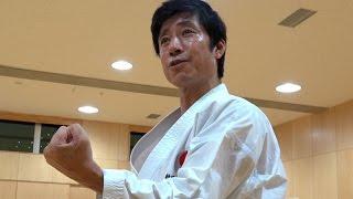 空手の型で戦う!中達也が伝授!How to fight by Kata? Naka sensei (JKA)