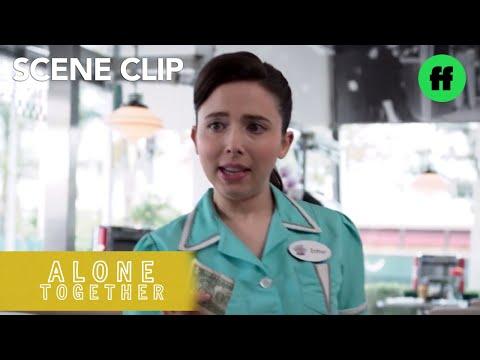 Alone Together   Season 2, Episode 2: Esther's Diner Dance   Freeform