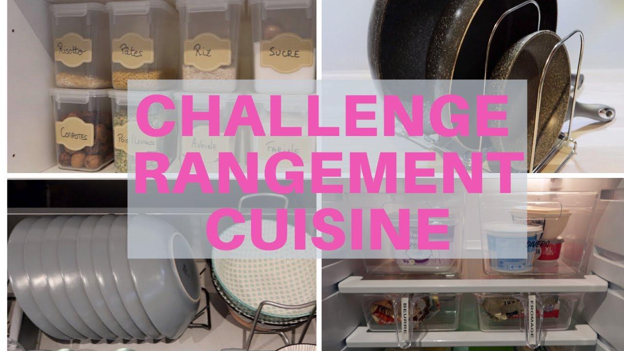 Ranger Ses Ustensiles De Cuisine challenge rangement cuisine⎪astuces et organisation