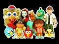 Dora Spongebob Scooby Doo Monster High Ben10 Spiderman Dark Side Knock Off Fail Toys & More