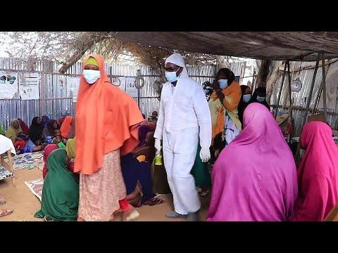 شاهد: فيروس كورونا مأساة أخرى تضاف إلى يوميات اللاجئين الصوماليين…  - 06:58-2020 / 3 / 30