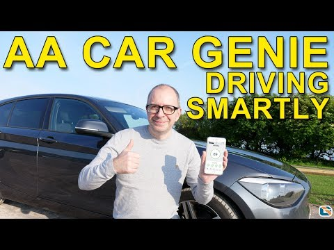 AA Car Genie Review #spon