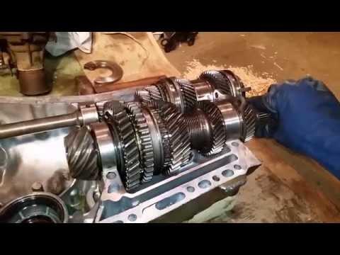 Inside A Subaru 5 Speed Manual Transmission
