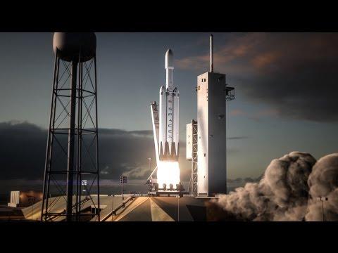 Falcon Heavy  | Flight Animation