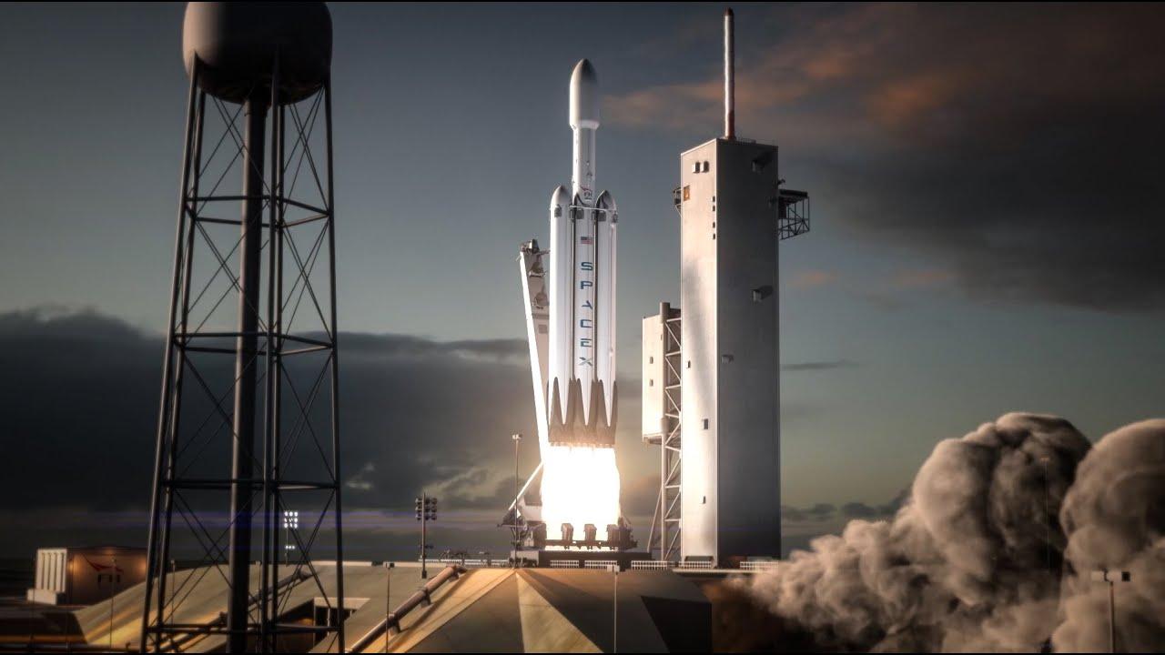 El Falcon Heavy corre el riesgo de volar en mil pedazos