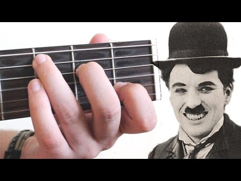 SMILE - Charlie Chaplin - Aula de Violão