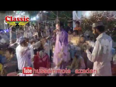 Janj Ali De Aai Shafaqat Ali Khan Lahore 13 Shabban 2017 Mangini Bhowana Bani Asif Qurashi