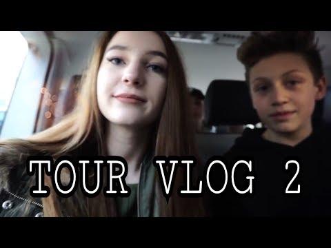 SO IST DIE TOUR WIRKLICH - TOUR-VLOG 2 + Filmpremiere || ItsLara