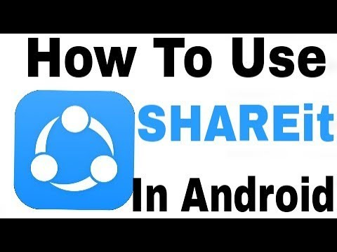 What Is SHAREit || How Dose Work This App And Use Application In Android