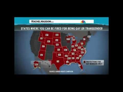 RACHEL MADDOW - LGBT RIGHTS ADVANCING FAST - PRESIDENT OBAMA