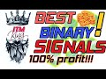Binary Options Trading Signals - YouTube