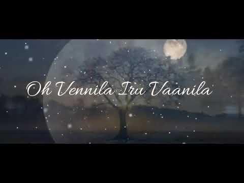 Oh Vennila Iru Vaanila || Kadhal Desam || Karaoke by Karthik Subbu
