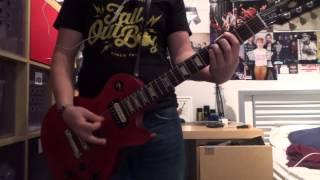 Geek Stink Breath - Green Day Guitar Cover (+Chords)