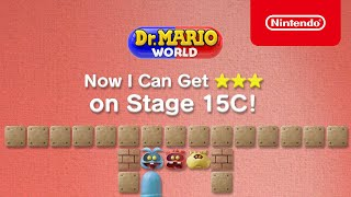 Now I Can Get ★★★ on Stage 15C!