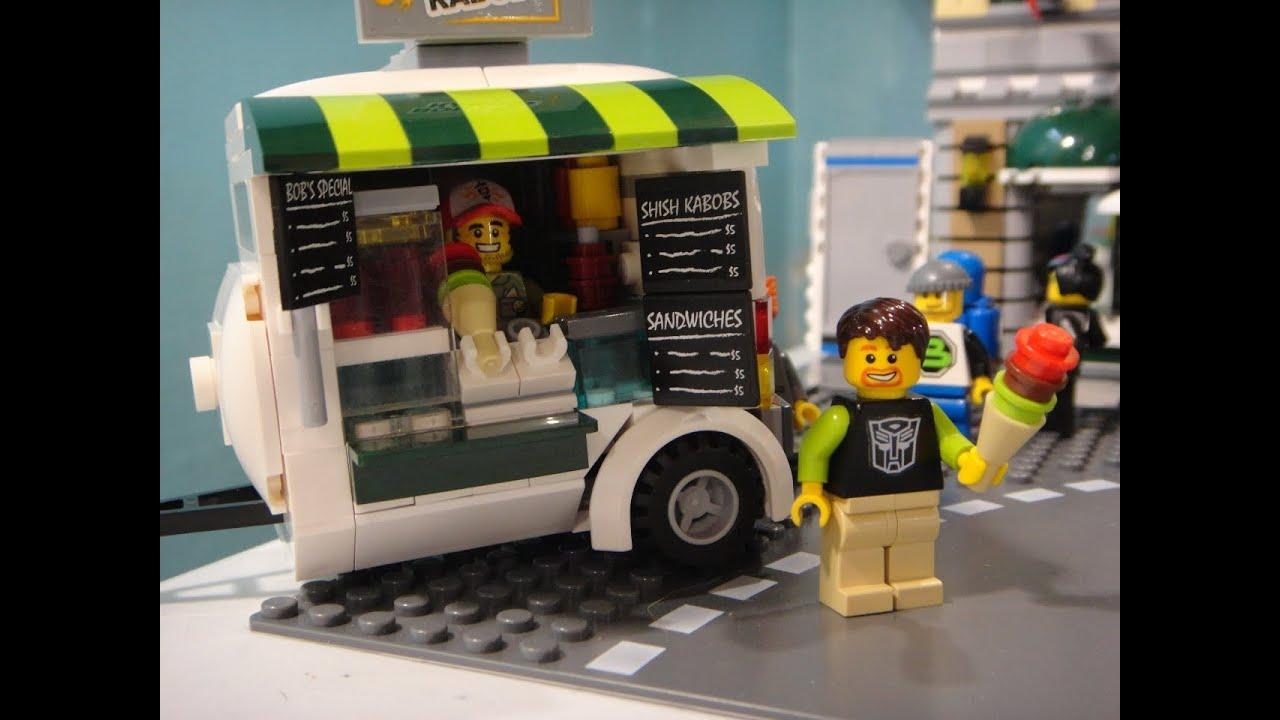 Lego Shop Mini Build