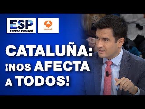 La inestabilidad De Cataluña nos afecta a todos