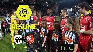 Video Gol Pertandingan Angers SCO vs Stade Rennes