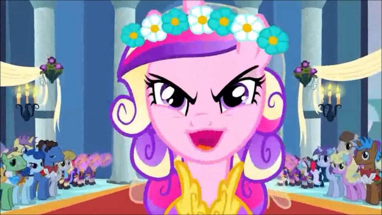Pony Rap Battles S2 11 Princess Cadence Vs Shining Armor