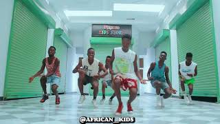 Dj Kaywise Ft Phyno - High Way ( Official Dance Video )Africankids a.k.a47