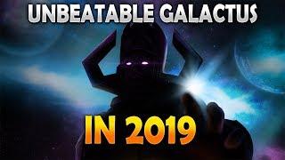 How NOT to beat Galactus |ultimate marvel vs capcom 3 (Full HD 60fps)