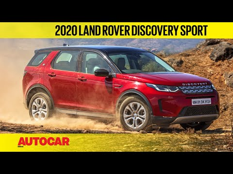 2020 Land Rover Discovery Sport - More Than Just A Facelift   First Drive Review   Autocar India