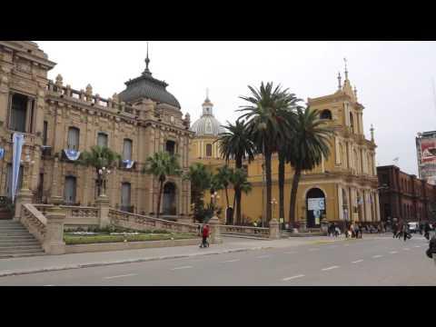 Argentine Tucuman, Place de l'indépendance / Argentina Tucuman, Indépendance square