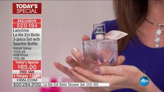 HSN   HSN Today: Lancome Paris Beauty Gifts 12.08.2016 - 08 AM
