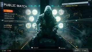 """Call Of Duty: Black Ops 3 - Playing as """"BlackJack"""" (Bonus Specialist Gameplay No Commentary)"""