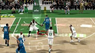 NBA 2K10 360 BACAK ARASI (360 BETWEEN LEGS DUNK)