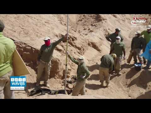 Mosul ISIS battle: Mass grave found at Badoush prison, Iraqi forces say