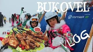 Развлечения Зимой с Детьми | Fun Wintertime Skiing and Kebabs