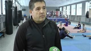 видео бокс Зал бокса