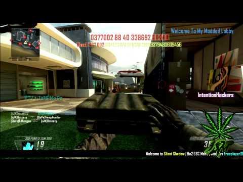 [PS3/BO2] Silent Shadow Free Mod Menu Lobby Hack + Download [GSC] [1.19]