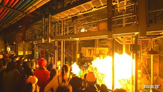 Backdraft - Fire Show at Universal Studios Theme Park