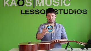 Tips & Tricks   Restring Your Classical