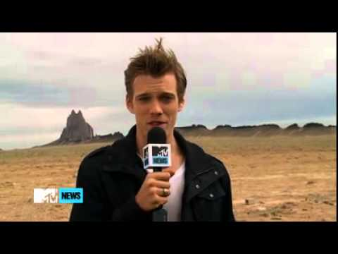 The Host Jake Abel Behind the s