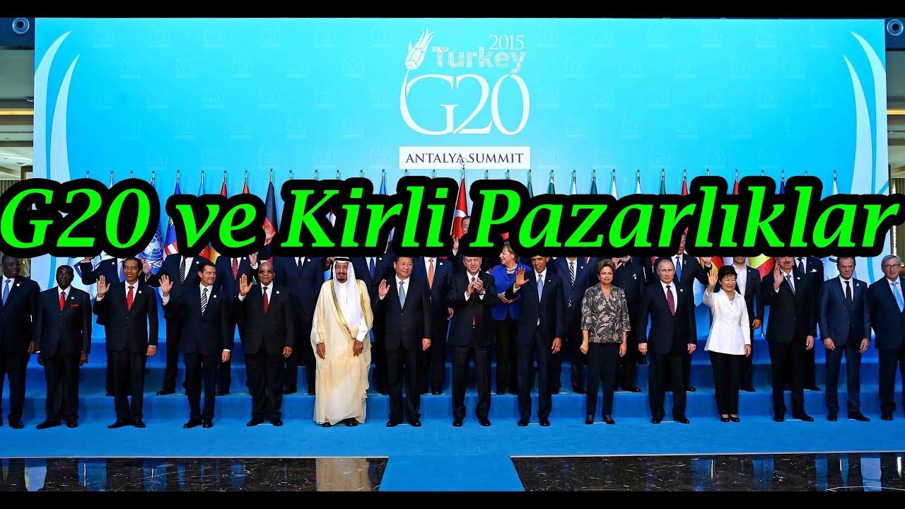 G20 Zirvesi Nedir ? Akdeniz'de Son Durum !