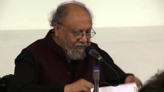 Op Jindal Distinguished Lecture With Ashis Nandy On Partition Violence