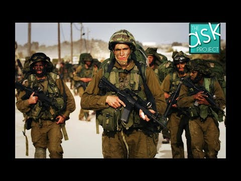 Israelis: Do Israelis join the army to kill Palestinians?