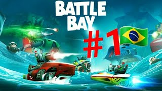 Battle Bay #1-Explodindo os barcos!