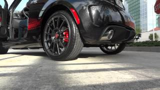 FIAT 500 Abarth Exhaust Sound - second clip.MTS(, 2012-04-20T14:55:11.000Z)