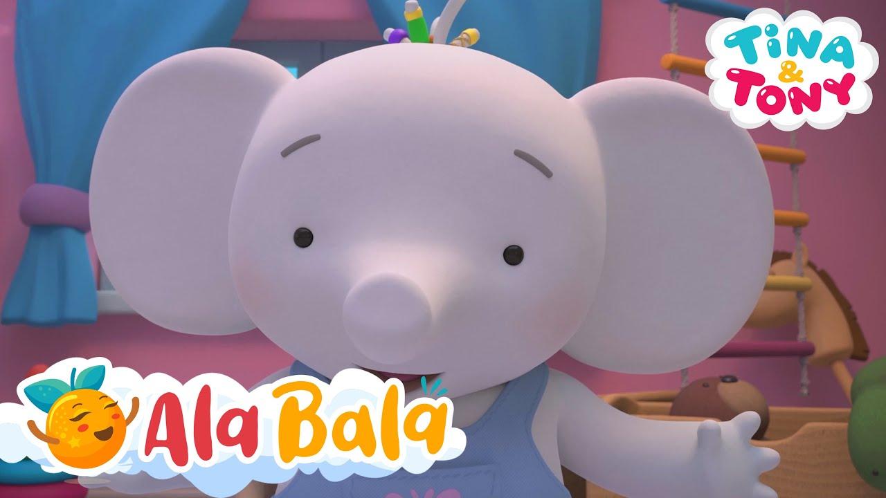 Tina și Tony - Regula de aur + Desene animate educative pentru copii AlaBala