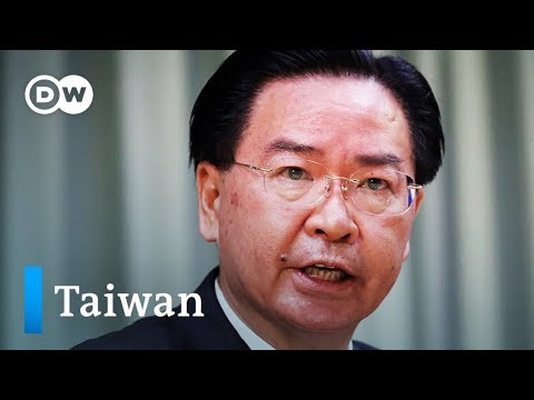 Taiwan FM in interview: 'Reunification with China is not an option' | DW News