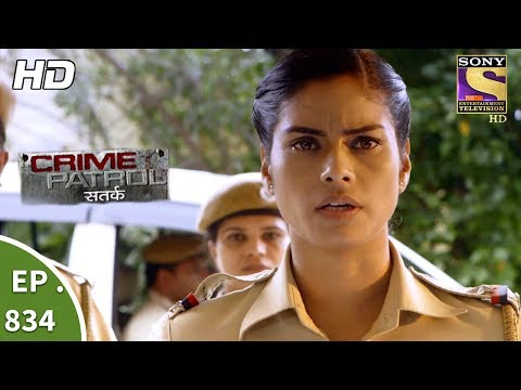 Thumbnail: Crime Patrol - क्राइम पेट्रोल सतर्क - Ep 834 - A Teenager Goes Missing Part 2 - 23rd July, 2017