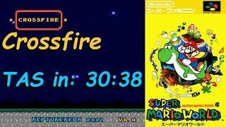 [TAS] Crossfire (SMW Hack) 100% in 30:38
