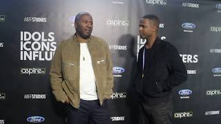Girls Trip Director Malcolm D. Lee And TV Personality A.J. Calloway