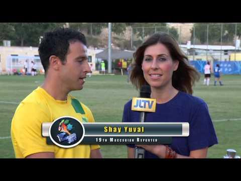 Soccer, Team Australia - 19th Maccabiah Games - 4 Generations