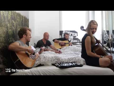 The Sound Poets - Rhythm Of The Heart - acoustic for In Bed with at Reeperbahn Festival 2014