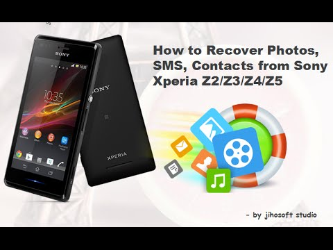 Recovery data android download jihosoft