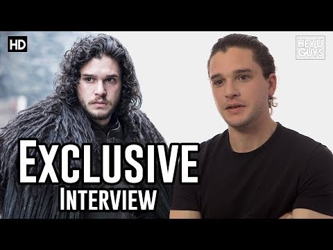 Kit Harington (Game of Thrones) Interview - Testament of Youth